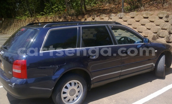Buy Used Audi A4 Blue Car in Mbabane in Swaziland