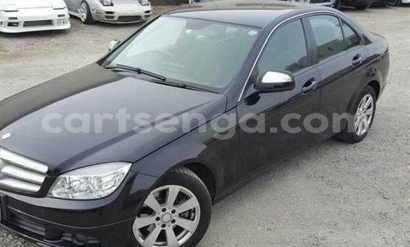 Buy Used Mercedes‒Benz C–Class Black Car in Bhunya in Manzini