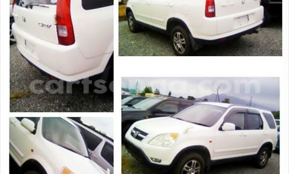 Buy Used Honda CR-V White Car in Manzini in Swaziland