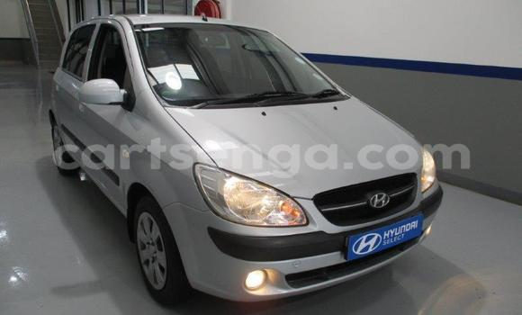 Buy Used Hyundai Getz Silver Car in Mbabane in Manzini