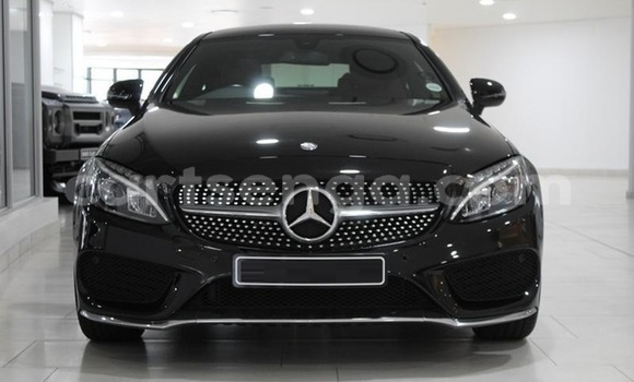 Buy Used Mercedes‒Benz C–Class Black Car in Mbabane in Manzini