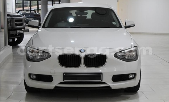 Buy Used BMW 1–Series White Car in Mbabane in Manzini