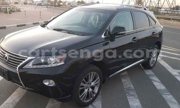 Buy Import Lexus RX 350 Black Car in Import - Dubai in Hhohho