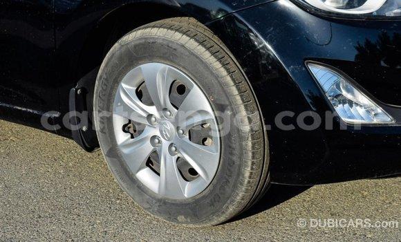 Buy Import Hyundai Elantra Black Car in Import - Dubai in Hhohho