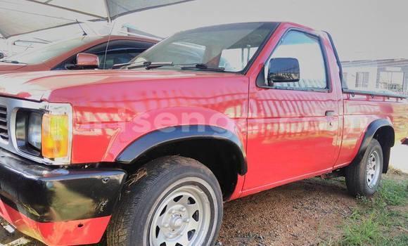 Buy Used Nissan Hardbody Red Car in Manzini in Swaziland