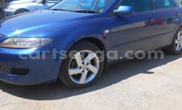 Buy Used Mazda Atenza Blue Car in Manzini in Swaziland