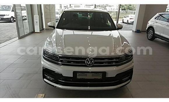 Buy Used Volkswagen Tiguan White Car in Manzini in Manzini