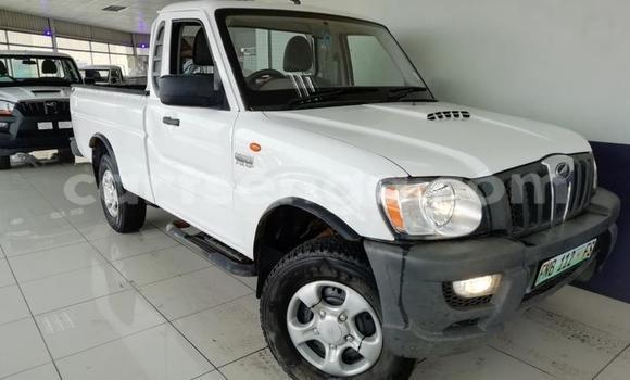 Buy Used Mahindra Scorpio White Car in Mbabane in Manzini