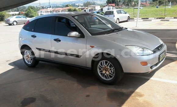 Buy Used Ford Focus Silver Car in Manzini in Swaziland