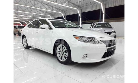 Buy Import Lexus ES White Car in Import - Dubai in Hhohho