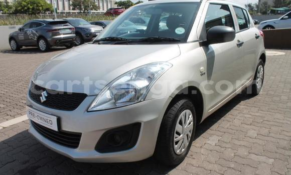 Buy Used Suzuki Swift Silver Car in Mbabane in Manzini