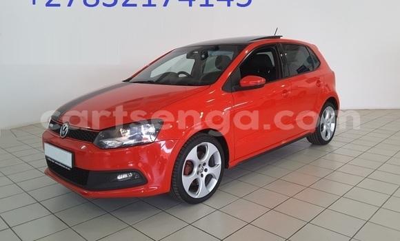 Buy Used Volkswagen Polo GTI Red Car in Mbabane in Manzini