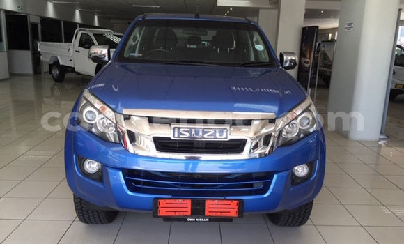 Buy Used Isuzu KB Blue Car in Mbabane in Manzini