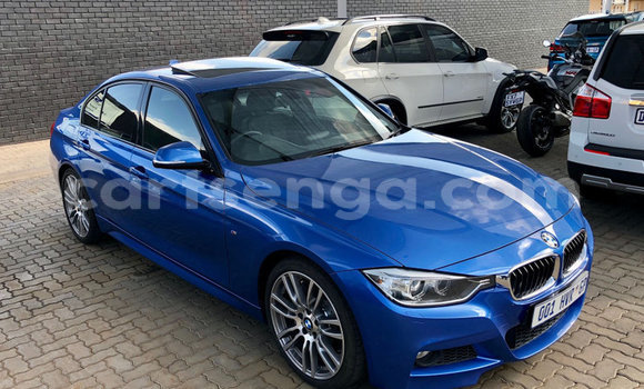 Buy Used BMW 3–Series Blue Car in Mbabane in Manzini