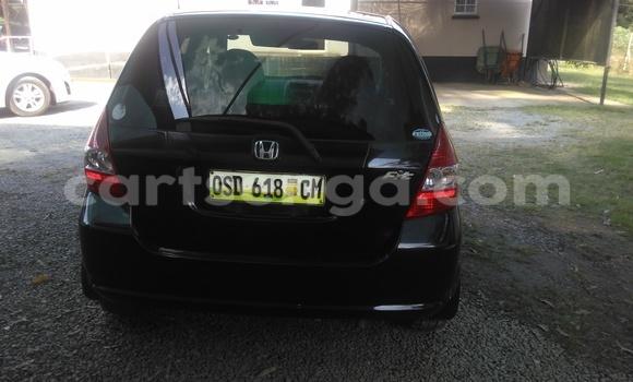 Buy Honda Fit Black Car in Mbabane in Swaziland