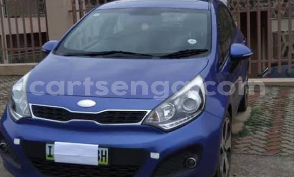 Buy Used Kia Rio Blue Car in Manzini in Manzini