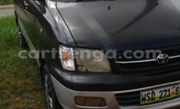 Buy Used Toyota Noah Black Car in Manzini in Manzini