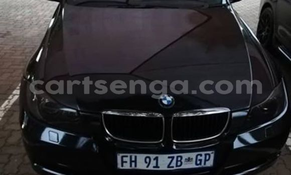 Buy Used BMW 3–Series Black Car in Ezulwini in Hhohho