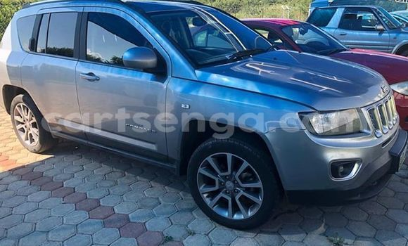 Buy Used Jeep Compass Silver Car in Ezulwini in Hhohho