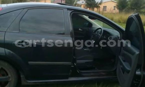 Buy Used Ford Focus Black Car in Manzini in Manzini