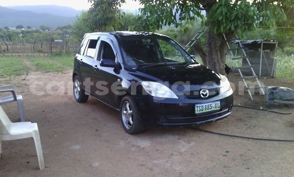 Buy Used Mazda Demio Black Car in Manzini in Manzini