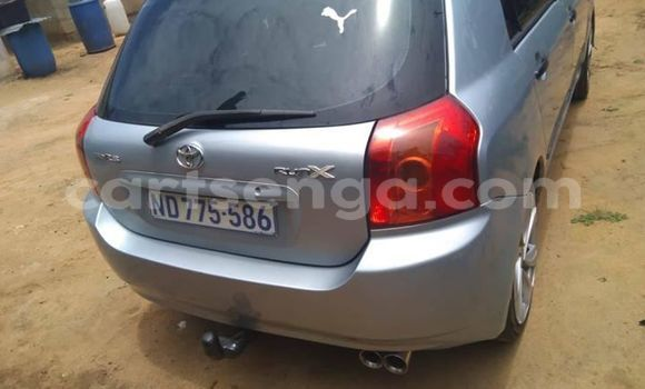 Buy Used Toyota Runx Silver Car in Manzini in Manzini