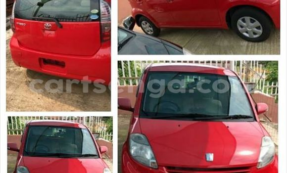 Buy Used Toyota Paseo Red Car in Manzini in Swaziland