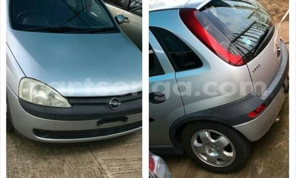 Buy Opel Corsa Silver Car in Manzini in Swaziland