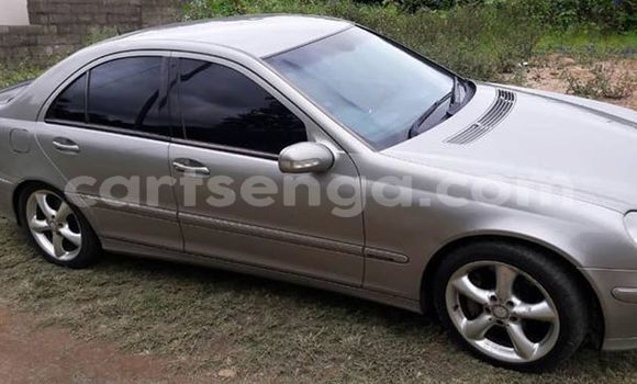 Buy Used Mercedes‒Benz C–Class Silver Car in Manzini in Manzini