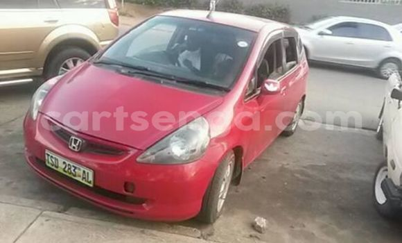 Buy Used Honda FIT Red Car in Manzini in Manzini