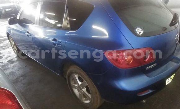 Buy Used Mazda 3 Blue Car in Manzini in Manzini