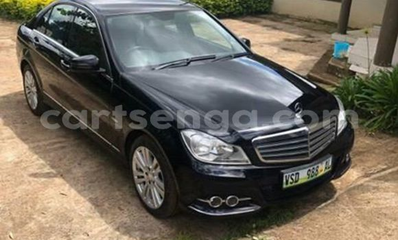 Buy Used Mercedes‒Benz E–Class Black Car in Mbabane in Manzini