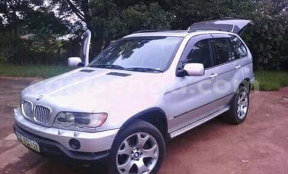 Buy Used BMW X5 Silver Car in Mbabane in Manzini