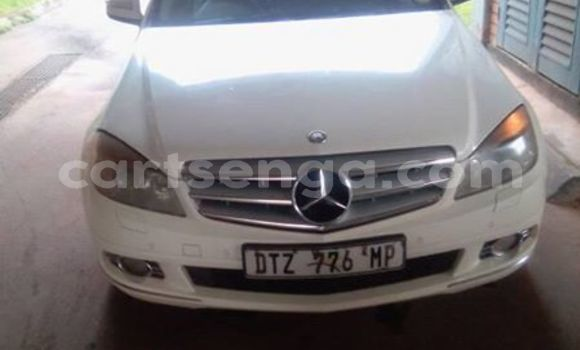 Buy Used Mercedes‒Benz C–Class White Car in Mbabane in Manzini