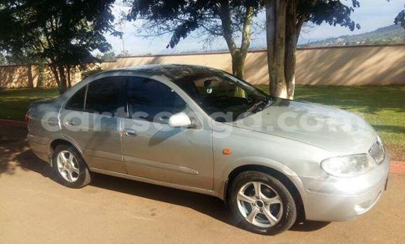 Buy Used Nissan Sunny Silver Car in Manzini in Swaziland