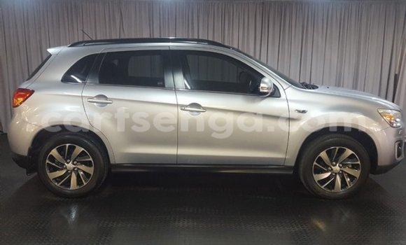 Acheter Occasion Voiture Mitsubishi ASX Gris à Bhunya, Manzini