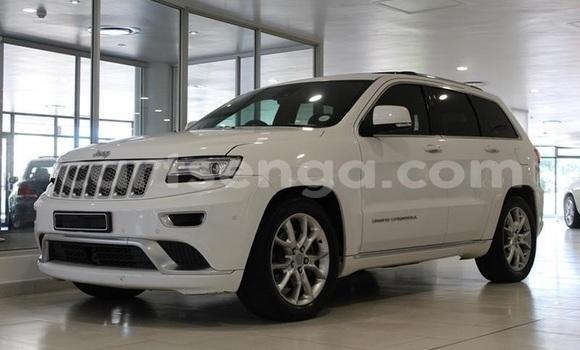 Acheter Occasion Voiture Jeep Grand Cherokee Blanc à Mbabane, Manzini