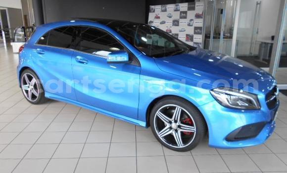 Buy Used Mercedes‒Benz A–Class Blue Car in Mbabane in Manzini
