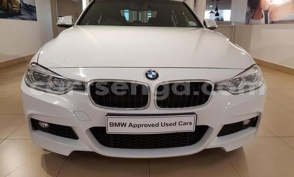 Buy Used BMW 3–Series White Car in Big Bend in Lubombo District