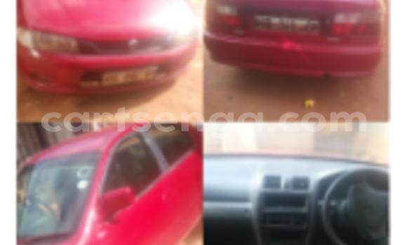Buy Used Mazda 323 Red Car in Mbabane in Swaziland