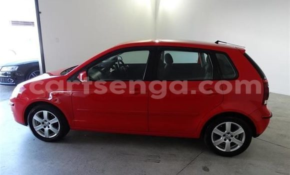 Buy Used Volkswagen Polo Red Car in Mbabane in Swaziland