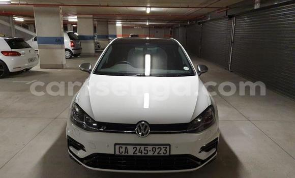 Buy Used Volkswagen Golf R White Car in Big Bend in Lubombo District