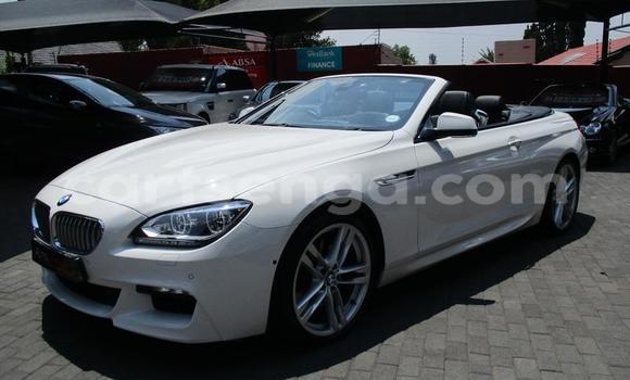 Acheter Occasion Voiture BMW 6er Blanc à Manzini, Manzini