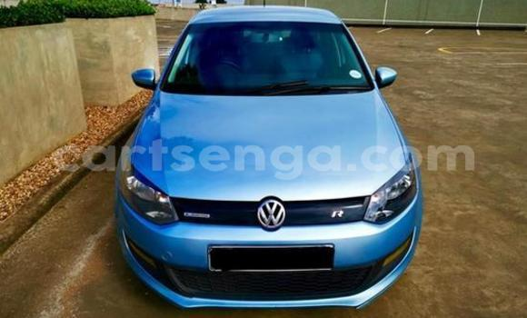 Buy Used Volkswagen Polo Blue Car in Manzini in Manzini