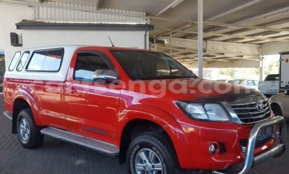 Buy Used Toyota Hilux Red Car in Manzini in Manzini
