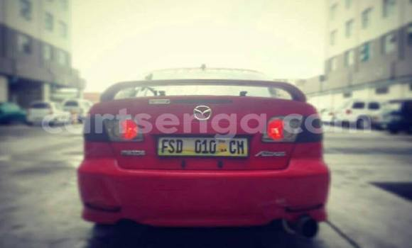 Buy Mazda Atenza Red Car in Manzini in Swaziland