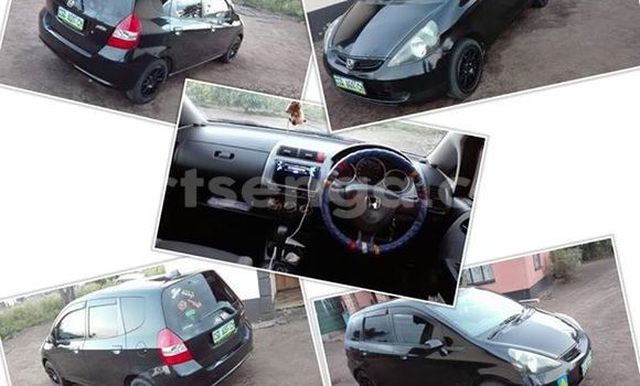 Buy Used Honda Fit Black Car in Manzini in Swaziland