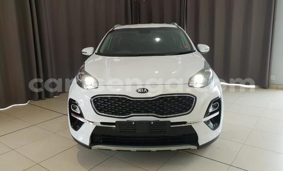 Buy Used Kia Sportage White Car in Manzini in Manzini