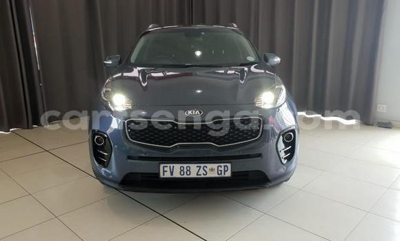 Buy Used Kia Sportage Blue Car in Manzini in Manzini