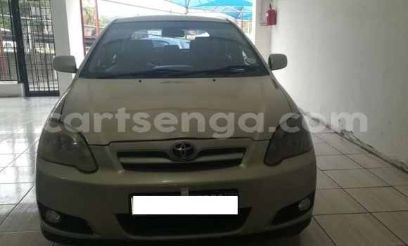 Buy Used Toyota Runx Beige Car in Manzini in Manzini